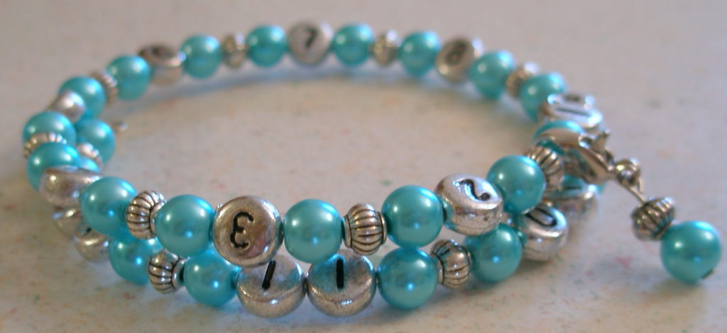 handmade a how with new beads bracelet make resolution s diy year lovely to reminder indeed